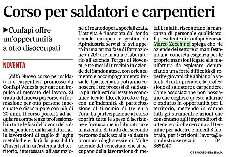 2021_02_02_Il_Gazzettino_(ed._Venezia)_pag.41_San_Donà_corso_per_saldatori_e_carpentieri